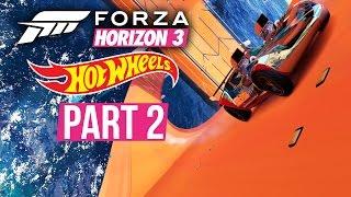 Forza Horizon 3 HOT WHEELS Gameplay Walkthrough Part 2 - SPEED (Hot Wheels Expansion DLC)