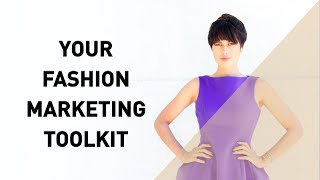 The Ultimate Fashion Marketing Toolkit