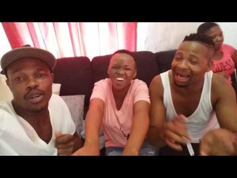 James Ngqaba, Creamy Mgolozi and Ndokose (Mthulise)