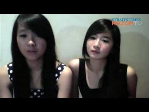 RJC girls put studies before K-pop stardom (Stephanie & Symone Pt 1)