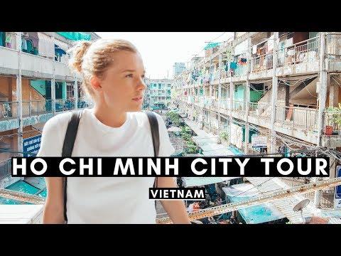 HO CHI MINH CITY TOUR  | ONE TRIP TOUR | VIETNAM VLOG #017