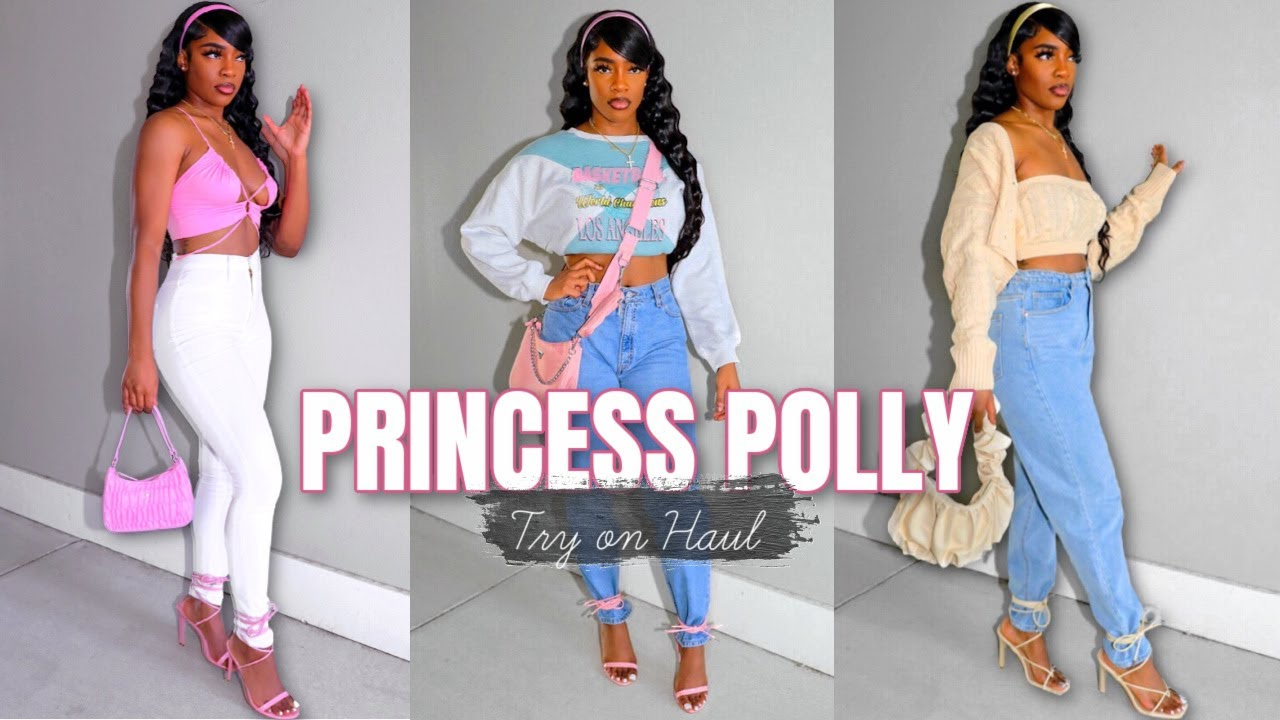 $500 PRINCESS POLLY TRY ON HAUL + GIVEAWAY!!