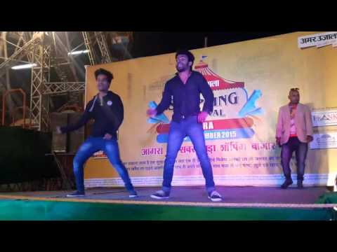 Asif and Shivam Dance – UP Bihar Lootne