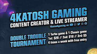 Double Trouble Tournament - Win Prizes! - Chess Rush