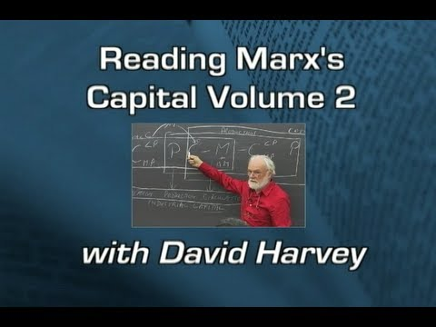 Reading Marx's Capital with David Harvey Online Courses