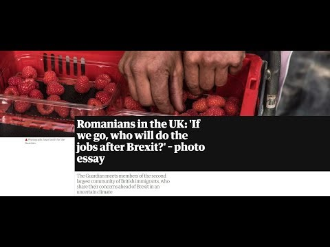What Will UK Do Without Romanians? The Guardian Asks