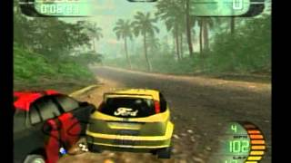 PSM2 Demo Disc 11 - Global Touring Challenge: Africa Trailer