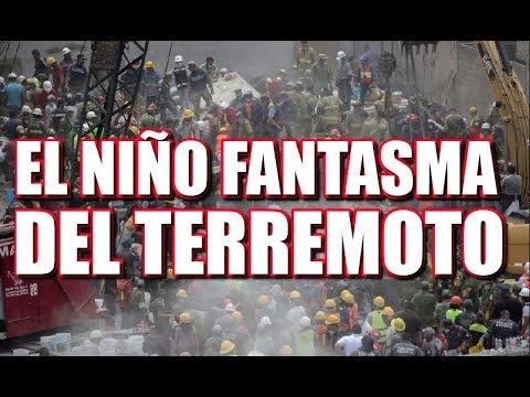 EL NIÑO FANTASMA DEL TERREMOTO