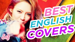 15 BEST English Covers/Performances by Girls' Generation (SNSD) l @Soshified