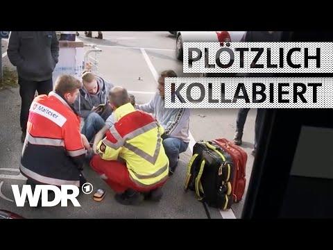 Feuer & Flamme | Rettungseinsatz: Krampfanfall auf einem Parkplatz | WDR
