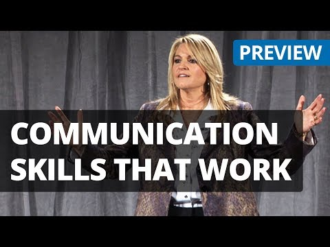 Communication Skills That Work - Marilyn Sherman - Preview