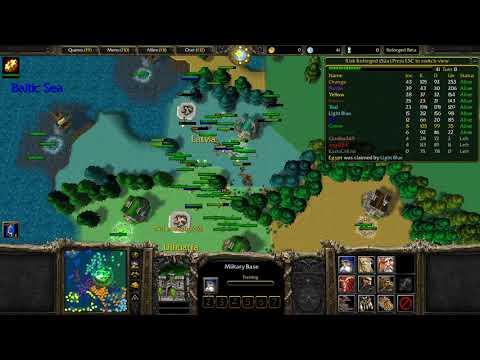WarCraft 3 Risk Devo #1