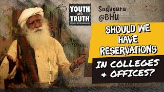 Should We Have Reservations In Colleges & Offices