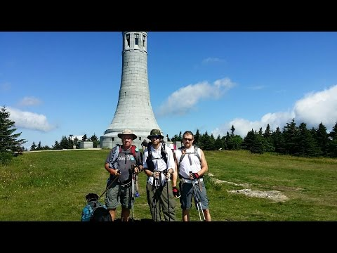 Appalachian Trail -  Mt. Greylock