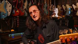 Geddy Lee Interview:  Tech 21 GED-2112