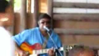 Anguilla - Sprocka & Jazz at Johnno's 2