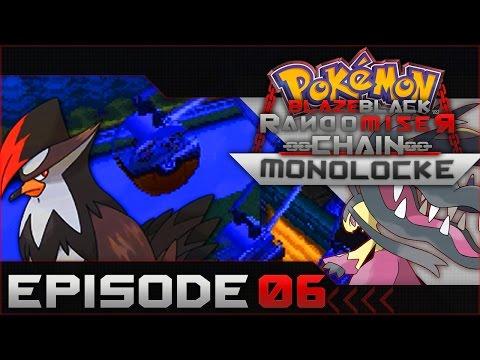 Pokemon Blaze Black Random Chain-Monolocke |#06| Beasting & Feasting!