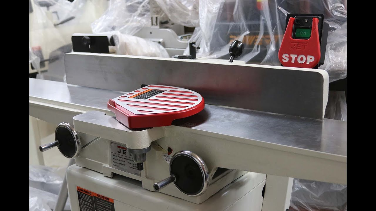 Jet Jj 6hhdx Jointer With Helical Head Review