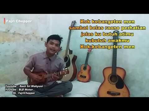 Kartoyono Medot Janji - Denny Caknan (Versi Kentrung/Akulele) | Full Lirik