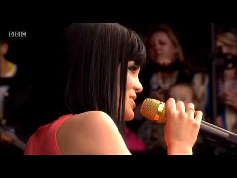 Jessie J Never Too Much Hackney Weekend 24.06.2012