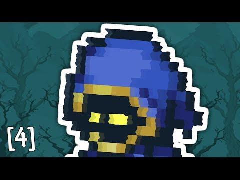 Terraria # 4 GRAVE MISTAKE - 1.3.5 The Lunatic Mod Let's Play