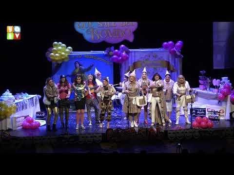 A ver que sale del bombo Chirigota de Algeciras Carnaval 2020 FINAL