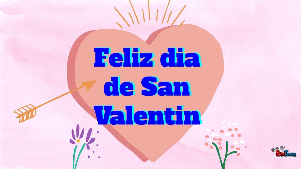 Feliz Dia De San Valentin 2019 Frases De Amor Y Amistad