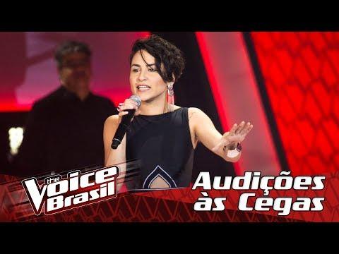 Rhaysa canta 'Mercy' na Audição - 'The Voice Brasil' | 6ª Temporada