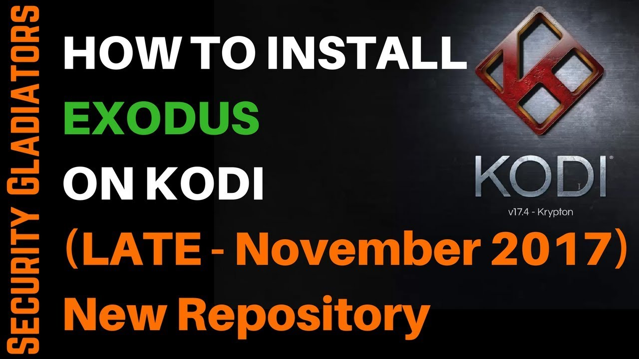 How To Install Exodus On Kodi: The End-All Guide