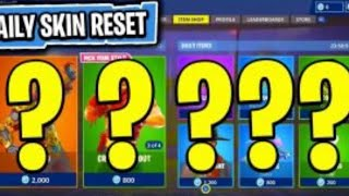 *NEW* Fortnite Item Shop COUNTDOWN September 4,2019 NEW RARE SKINS?! (Fortnite Battle Royale)