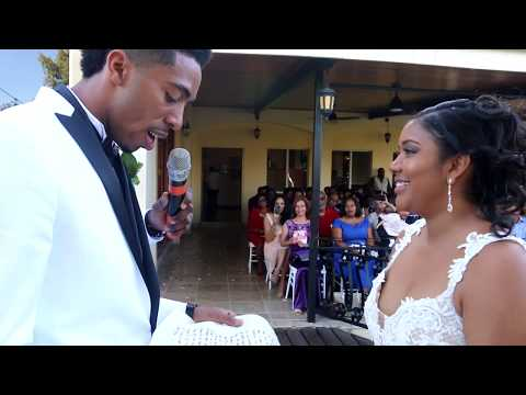 OUR WEDDING IN BELIZE ! Best Day Ever *Emotional*