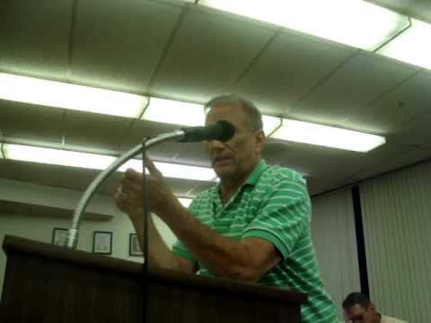 Milville Planning Board Meeting Steve Durst Part 2