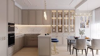Latest Modular kitchen designs  / Kitchen Design 2019