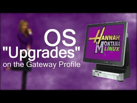 "OS ""Upgrades"" on the Gateway Profile"