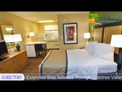 Extended Stay America - Raleigh - Crabtree Valley - Raleigh Hotels, North Carolina