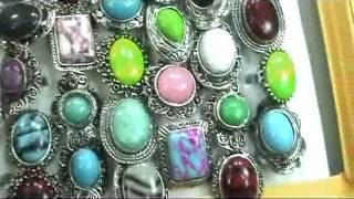 Wholesale Gemstone Fashion Rings Wholesalesarong.com