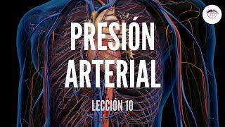 Arterial principal presión