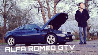 Alfa Romeo GTV Classic Car Review - Paul Woodford