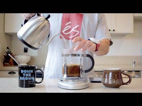 Extract Everything 008: French Press Coffee Tutorial