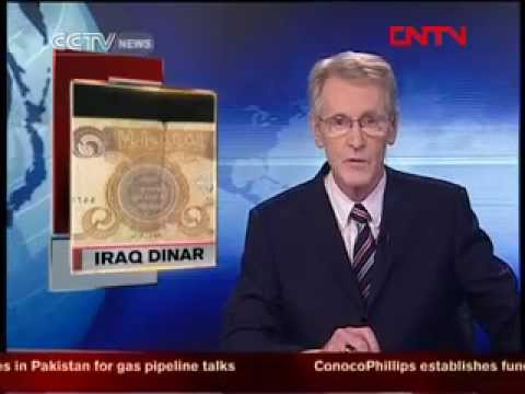 Dinares: Iraq currency revaluation (redenomination)