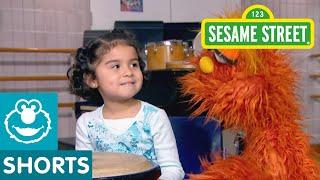Sesame Street: Murray Goes To Drumming School
