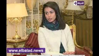 ماريان عازر: البابا تواضروس يسير على خطى «شنودة» في دعم الدولة .. فيديو