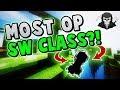 THE BEST CLASS IN HYPIXEL SKYWARS!