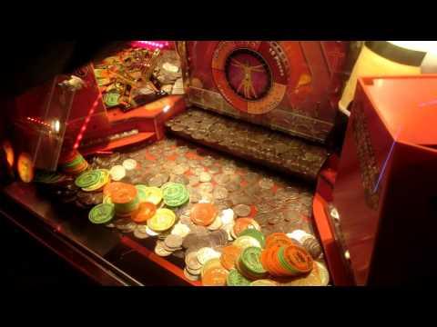 Pusher Coin Dozer | GamePlay | Kermis Weert 2015 | FULL HD |
