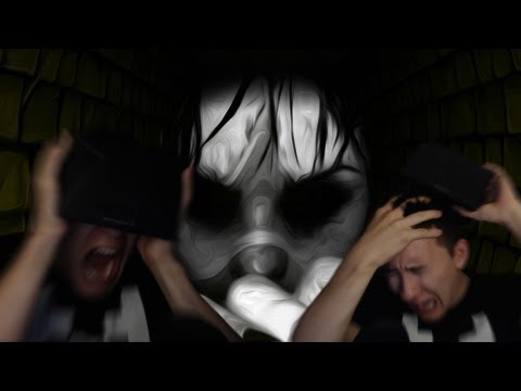 SCARIEST OCULUS RIFT GAME | Dreadhalls Oculus Rift Horror (With Ending!)