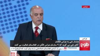 FARAKHABAR: Ghani's Remarks on Independence Day Discussed
