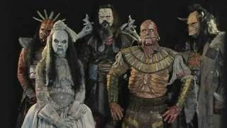 Lordi Video Interview