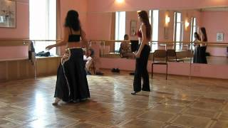 Танец Живота. Школа Поповой Ирины