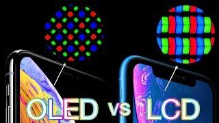 iPhone XS Super Retina (OLED) vs iPhone XR Liquid Retina (LCD) - The Difference?