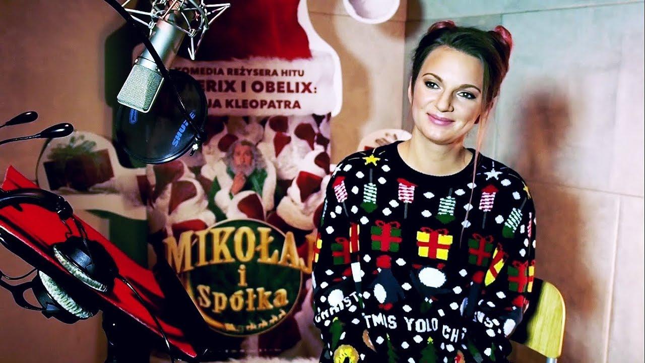 """SARSA i MALAJKAT zdradzają świąteczne sekrety! Gwiazdy o dubbingu komedii """"MIKOŁAJ I SPÓŁKA"""""""